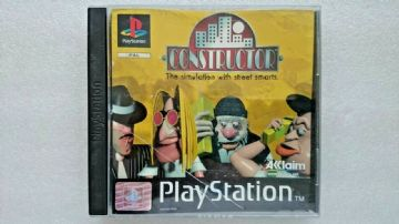 Constructor (Sony PlayStation 1, 1998)